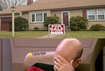 Hilarious! Real estate humor / Making light of, and laughing at, this crazy real estate business