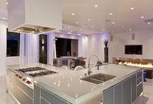 Kitchens + Bathrooms