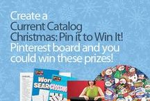 Christmas Party Planning  / All things Christmas - accessories, entertaining, treats and more! Learn how to enter to win a prize pack from Current Catalog here: http://www.pinterest.com/pin/464715255270789865/ / by Current Catalog