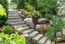 Natural Stone / Niemeyer's Landscape Supply offers a large selection of natural stone for landscaping projects.