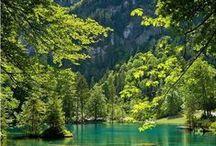 Switzerland / The beauty and variety of Switzerland