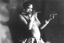 Josephine Baker / Josephine Baker - Pin Up Girll