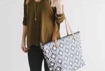 Fashion File: #MyPPBStyle / Diaper bags and accessories from Petunia Pickle Bottom fans. / by Petunia Pickle Bottom