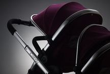 Peach 3 / The Peach 3 - designed so perfectly to fit around you and your baby, that it's like one of the family. Versatile, adaptable and functional, the Peach 3 can upgrade to a Peach Blossom or Peach Twin through innovative engineering and design, and is available in 8 stunning flavours. / by iCandy World