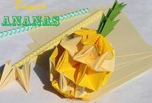 origamis / by Catherine Fourestier