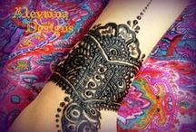 My Mehndi My henna Tattoo/ Мехенди/Менди/Мои рисунки хной / My Mehndi My henna Tattoo