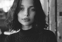 she is beautiful / beautiful portraits