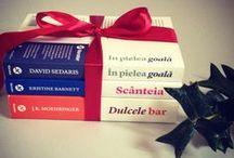 Gift ideas (to go) / Sugestii de cadouri.