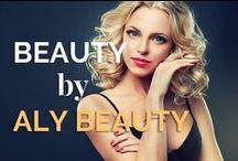 Aly Beauty Salon / Mai mult decat un simplu salon, este o mica oaza de liniste si relaxare, unde personalul nostru stie sa te faca sa te simti rasfatata, te va ajuta sa-ti redescoperi frumusetea naturala si look-ul care ti se potriveste cel mai bine.