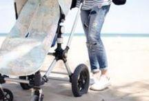 De paseo con Nonotú / En Nonotú encontrarás bonitos sacos, fundas y capota para la silla de paseo.