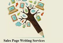 Sales Pages Writing Services