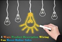 Product Description Writing Services