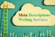 Meta Descriptions Writing Services