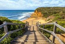 Beach Scenery for Outdoor Women