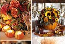 Autumn Wedding / Ideas and inspiration for an Autumn Wedding in 2016.