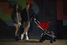The iCandy Raspberry / Now available as an exclusive package including a colour matched footmuff, seat liner, flavour pack, car seat adaptors & raincover along with your choice of chassis. Perfect for every urban adventure.  / by iCandy World