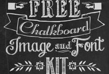 Free Fonts / Free fonts from all over the web