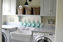 Laundry/Mudrooms / Gain inspiration from this board for tips on design and organization for most often the messiest space in the house.