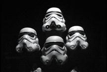 storm trooper stuff / by Katrina