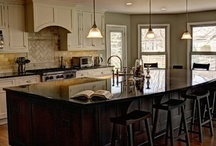 Crimson Custom Kitchen Remodels / Check out some the projects designed by Crimson Design & Construction. Be inspired by before and after transformations! For a free consultation, call us at 630-355-9070.