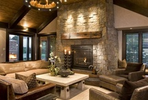 Living/Family Room Inspiration / Inspiration for a more dynamic and unforgettable family or living room.