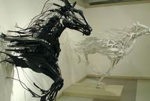Art & Toys / Fun art, contemporary art, and funky curiosities  / by Eva CC