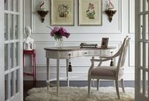Home Office Ideas / Creating the Perfect Home Office Environment