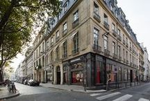 Saint-Germain-des-Prés Flagship / Discover our new Saint-Germain-des-Prés Flagship after its reopening at the beginning of September 2013. / by Sonia Rykiel