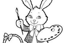 Easter / Hippity hoppity ... / by Diane Allard