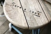 Wood and co. / paintig methods, clever tips  how to work with wood ...
