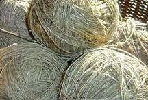 le corde di canapa / Le corde di canapa Italianesono state per centinaia di anni le più ricercate del Mondo