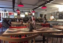 Cafe/Bar/Deli Design / Showing some of our design and install projects along with some other great ideas