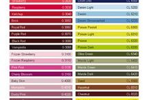 Colour Design / Need some inspiring colour ideas for your interiors, here's some we like