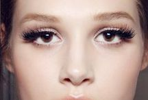 False Lashes|ExtensionsTutorials / Long eyelashes can make eyes look bigger, fuller and more inviting. Though not all of us are blessed with sky-high lashes, false eyelashes are the next best choice. When worn correctly, they can go undetected!