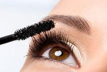 Mascara | Eyelash Curler Tips / One of the easiest ways to draw attention to your eyes and create fun, flirty looks is by adding mascara. Mascara is a key component to making your eyes stand out. Mascara has the ability to not only make your lashes darker; it also adds length and thickness. It doesn't matter how wonderful your eyeshadow looks, or what great techniques you have used, without great looking lashes no one will notice. Adding mascara will bring depth to your eyes and open them up.