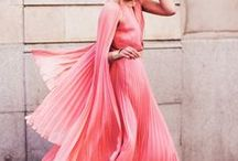A Touch of Pink / #fashion #pink #clothes #objects