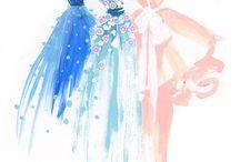 Fashion Illustration / Fashion Illustration