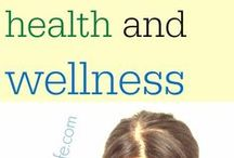 Health and Wellness / Being healthy means eating right, exercising, and taking care of our bodies! Check out these great health and wellness tips and ideas.