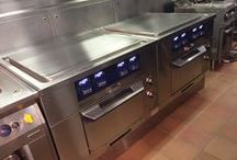 Cooking Design / Modern equipment that not only looks superior but meets cooking technology demand