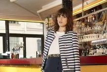 Sonia by Sonia Rykiel Spring Summer 2015 Pre-Collection / Sonia by Sonia Rykiel Spring Summer 2016 Pre-Collection shot by Sonia Sieff, with the model and it-girl Langley Fox.