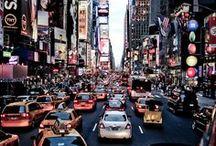 The Big Apple / New York City, USA