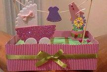 Baby Shower Niña / Lindos diseños hechos por mi!!!