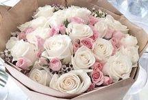 La fleur / #Flowers #bouquet #petals