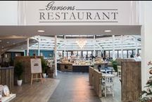 Garson's Garden Centre / Ifse were tasked to redesign and increase seating capacity of Garson's Restaurant Facility.  The restaurant area has been designed in an amazing glass octagonal frame with bi folding doors to the outside area and looks over acres of pick your own farm land .