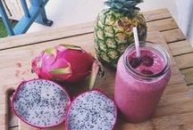 Fruity / #Fruit #Colourful #Tropical #Healthy #Vitamin