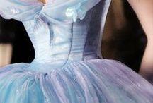 A Dream Is A Wish Your Heart Makes / #Cinderella #Disney #Blue #Dress #Wish