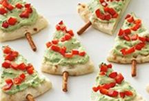Low Calorie & Healthy Christmas / My Christmas joy!  Healthy recipe ideas and fun crafts too. / by Christie @Food Done Light