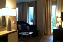 Hotel Interiors / Hardwood flooring