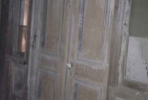Reclaimed Doors and hardware / This section will cover reclaimed doors and the hardware of the past. A large selection of doors with various hardware can be found on the emptyframes site.