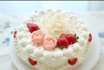 Decorated cakes and cupcakes / Hello, in this board you find only decorated cakes and cupcakes. I created a new board for cookies, another for candies and another for pastries. If you are follower, sorry for the inconvenience and thanks for your visit.